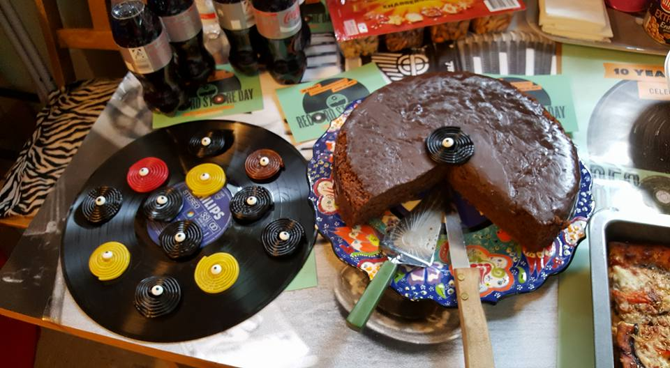 New Lifeshark Records - Recordstore Day