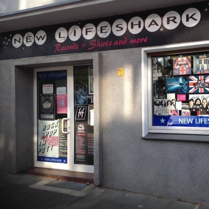 New Lifeshark Records Essen - Shop / Laden / Plattengeschäft