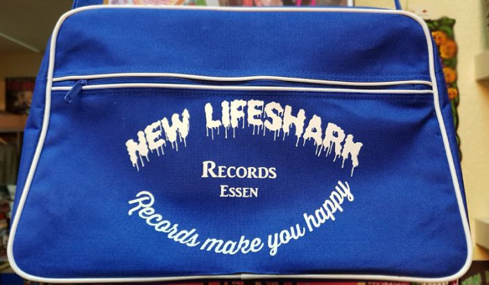 New Lifeshark Records - Tasche